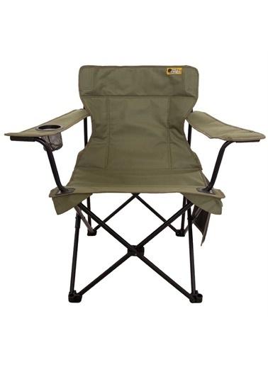 Funky Chairs Funky Chairs V2 Haki Lüks Kamp Sandalyesi Haki